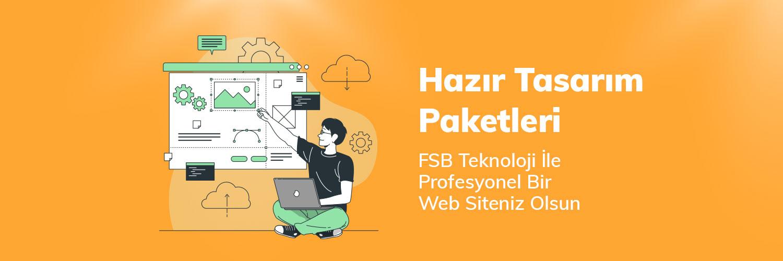 Hazır Web Tasarım Paketleri